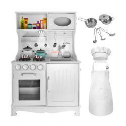 Ξύλινη Παιδική Κουζίνα 97.5 x 66 x 30 cm SPM 4581