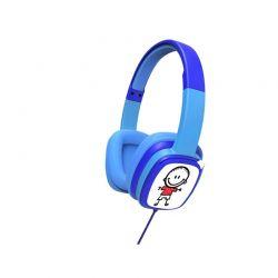 Παιδικά Ακουστικά Doodle Headphones Χρώματος Μπλε SoundZ R165144