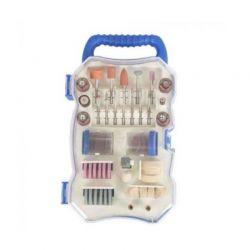 Σετ Ανταλλακτικές Κεφαλές για Εργαλεία Λείανσης 66 τμχ Hoppline HOP1000856-1