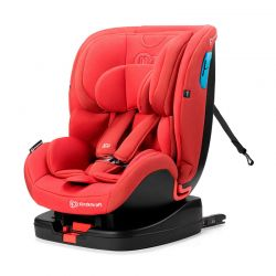 Παιδικό Κάθισμα Αυτοκινήτου Χρώματος Κόκκινο για Παιδιά 0-25 Kg KinderKraft Vado