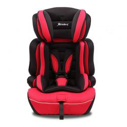 Παιδικό Κάθισμα Αυτοκινήτου Χρώματος Κόκκινο για Παιδιά 9-36 Kg KidzBerg KG-1001