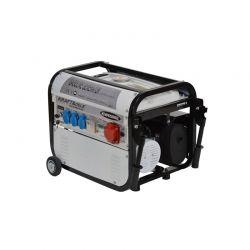 Φορητή Τριφασική Ηλεκτρογεννήτρια Βενζίνης 2500 W 12/230/380 V Kraft&Dele KD-101