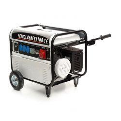 Φορητή Τριφασική Ηλεκτρογεννήτρια Βενζίνης 5000 W 12/230/380 V Kraft&Dele KD-108