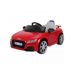 Ηλεκτροκίνητο Αυτοκίνητο Audi TT RS 6 V Χρώματος Κόκκινο HOMCOM 370-079V70RD