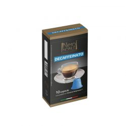 Κάψουλες Καφέ Neronobile Decaf