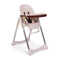 Παιδικό Κάθισμα Φαγητού Χρώματος Μπεζ Ricokids Lindo