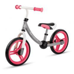 Παιδικό Ποδήλατο Ισορροπίας KinderKraft 2Way Next 2018 Χρώματος Φούξια