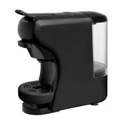 Καφετιέρα Espresso 19 Bar για Nespresso Dolce Gusto και Αλεσμένο Καφέ Χρώματος Μαύρο IKOHS 8435507913850