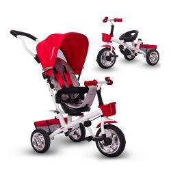 Τρίκυκλο Παιδικό Ποδήλατο - Καρότσι Χρώματος Κόκκινο Ricokids 7602