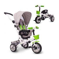 Τρίκυκλο Παιδικό Ποδήλατο - Καρότσι Χρώματος Πράσινο Ricokids 7601
