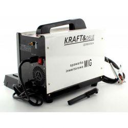 Ηλεκτροκόλληση Inverter MIG - MAG 200A 220V Kraft&Dele KD-823