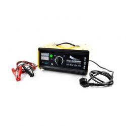 Φορτιστής Μπαταρίας Αυτοκινήτου 6/12/24 V POWERMAT PM-CD-15G
