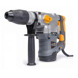 Ηλεκτρικό Κρουστικό Δράπανο και Σκαπτικό SDS MAX 2800 W POWERMAT PM-MU-2800T
