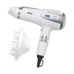 Πιστολάκι Μαλλιών AEG Χρώματος Λευκό HTD5584