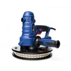 Τροχός Λείανσης με Συλλέκτη Σκόνης και Φωτισμό LED POWERMAT PM-DG-1400L