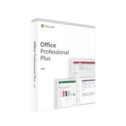 Microsoft Office Professional Plus 2019 32/64 Bit 1 PC Key MSOPP19MR