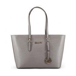 Γυναικεία Τσάντα Χειρός Χρώματος Ασημί Beverly Hills Polo Club 562 650BHP0509