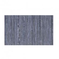 Πατάκι Πολλαπλών Χρήσεων Από Μπαμπού Χρώματος Γκρι 50 x 80 cm MWS16306