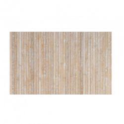 Πατάκι Πολλαπλών Χρήσεων Από Μπαμπού Χρώματος Μπεζ 50 x 80 cm MWS16306