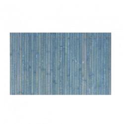 Πατάκι Πολλαπλών Χρήσεων Από Μπαμπού Χρώματος Μπλε 50 x 80 cm MWS16306