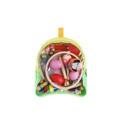 Σετ Ξύλινα Παιδικά Μουσικά Όργανα Kruzzel 9419