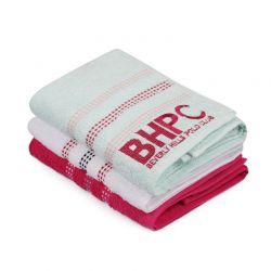 Σετ με 3 Πετσέτες Προσώπου 50 x 90 cm Beverly Hills Polo Club 355BHP1268