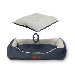 Κρεβάτι για Κατοικίδια με Μαξιλάρι 61 x 50 x 13 cm M Pethaus 6276