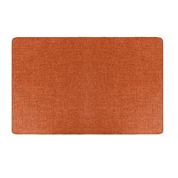 Πατάκι Πολλαπλών Χρήσεων Χρώματος Πορτοκαλί 50 x 80 cm MWS16310