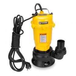 Ηλεκτρική Υποβρύχια Αντλία Όμβριων & Καθαρών Υδάτων 3000 W POWERMAT PM-PDS-3000P