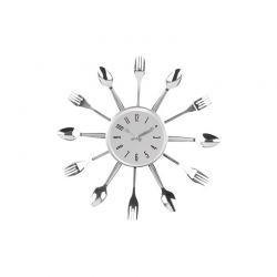Μεταλλικό Ρολόι Τοίχου Κουζίνας SPM 7962