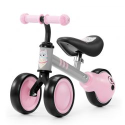 Παιδικό Ποδήλατο Ισορροπίας KinderKraft Cutie Χρώματος Ροζ