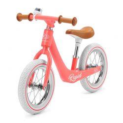 Παιδικό Ποδήλατο Ισορροπίας KinderKraft Rapid Χρώματος Κοραλί