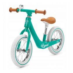 Παιδικό Ποδήλατο Ισορροπίας KinderKraft Rapid Χρώματος Πράσινο