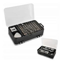 Σετ Εργαλείων Επισκευής Ηλεκτρονικών Συσκευών 110 τμχ SPM 8645