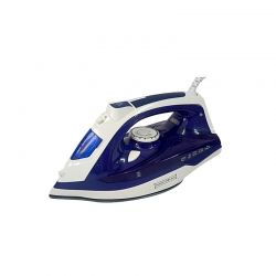 Ηλεκτρικό Σίδερο Ατμού 2200 W Χρώματος Μπλε Royalty Line RL-DB2200.376.12