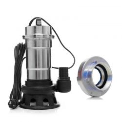 Ηλεκτρική Υποβρύχια Αντλία Όμβριων & Καθαρών Υδάτων 3100 W Kraft&Dele KD-762