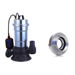 Ηλεκτρική Υποβρύχια Αντλία Όμβριων & Καθαρών Υδάτων 3100 W Kraft&Dele KD-763