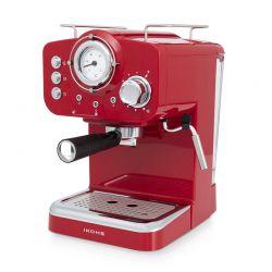 Καφετιέρα Espresso 15 Bar Χρώματος Κόκκινο THERA RETRO IKOHS 8435572601744