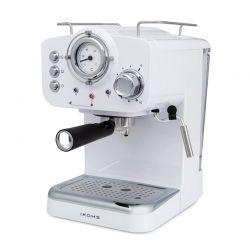 Καφετιέρα Espresso 15 Bar Χρώματος Λευκό THERA RETRO IKOHS 8435572601737