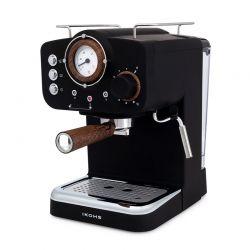 Καφετιέρα Espresso 15 Bar Χρώματος Μαύρο THERA RETRO IKOHS 8435572603137