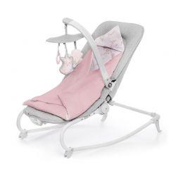 Παιδικό Ρηλάξ 3 σε 1 Χρώματος Ροζ KinderKraft Felio 2020