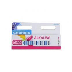 Σετ Αλκαλικές Μπαταρίες AA LR6 1.5 V 12 τμχ Grundig 809-5167700000