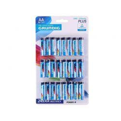 Σετ Μπαταρίες AA R06 Zinc 1.5 V 24 τμχ Grundig 809-0871900000