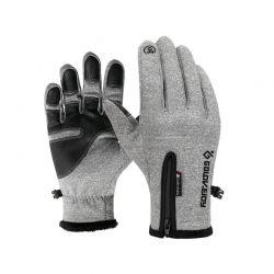 Γάντια για Οθόνη Αφής V2 Χρώματος Γκρι SPM DB6787