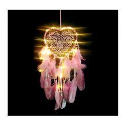 Ονειροπαγίδα Καρδιά με LED Φωτισμό SPM DB4178
