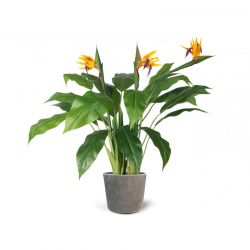 Τεχνητό Φυτό Πουλί του Παραδείσου 90 cm SPM 40080811