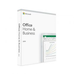 Microsoft Office Home and Business 2019 English Medialess MSOHB19MR