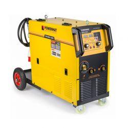 Ημιαυτόματη Ηλεκτροκόλληση Inverter 280A 400V MIG / MAG / MMA / TIG SYNERGY DUAL PULSE IGBT POWERMAT PM-IMGS-300S