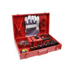 Συσκευή Θερμοκόλλησης Πλαστικών Υδραυλικών Σωλήνων με Αξεσουάρ 2300 W MWS310