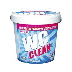 Σκόνη Καθαρισμού Σωλήνων και Σιφονιών 1 Kg WC Clean WCC001